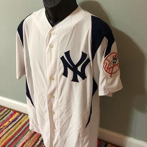 90s Derek Jeter 2 Jersey Official New York Yankees